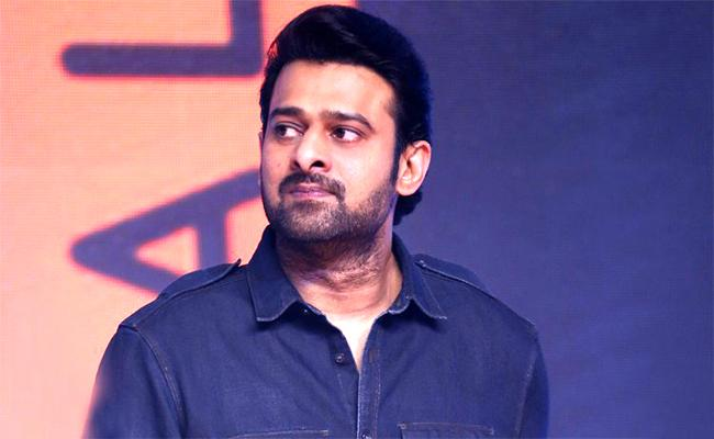 Prabhas Daring It First From Tollywood?