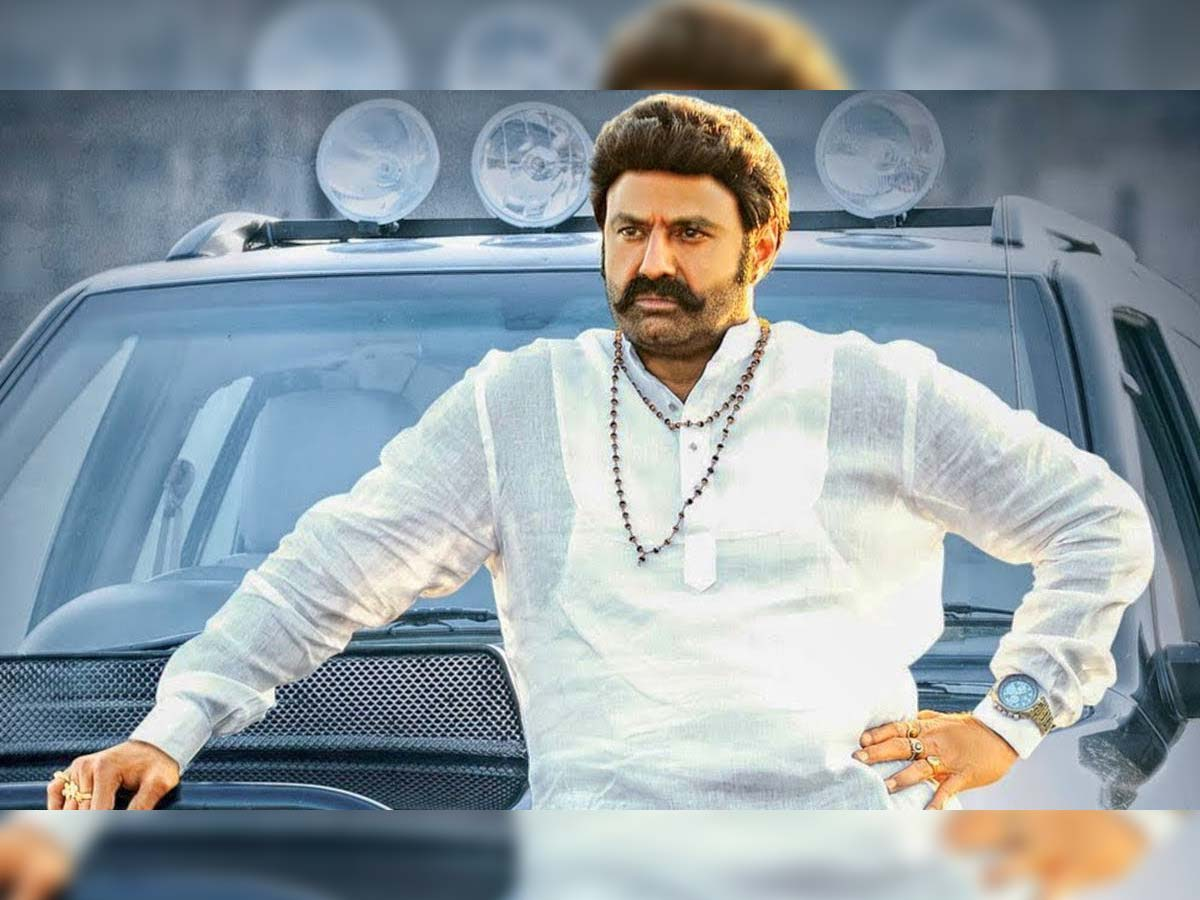 Crazy title locked for Balayya's next?