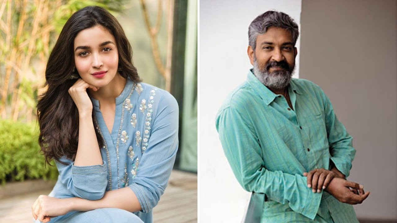 Rajamouli starts special training for Alia Bhatt