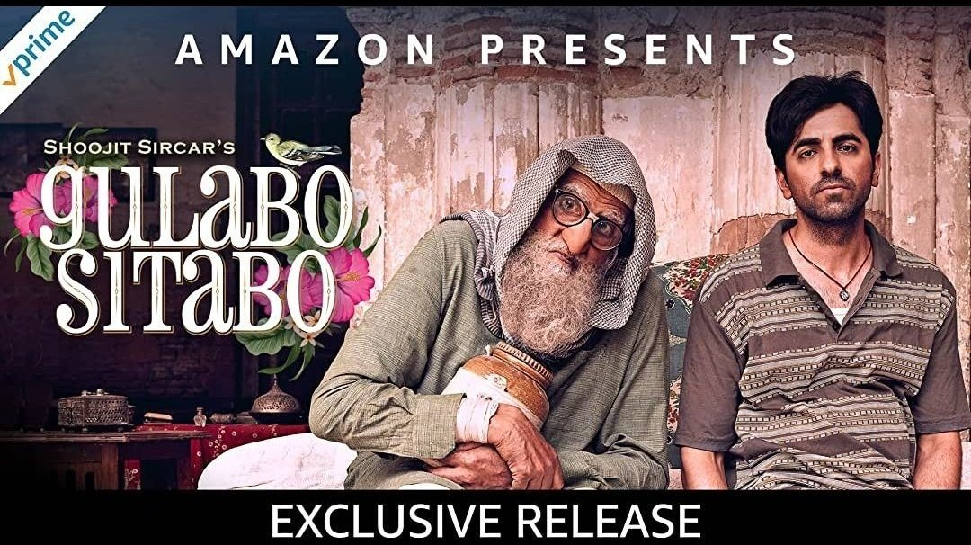 "Gulabo Sitabo Review-""A Tedious Watch"""