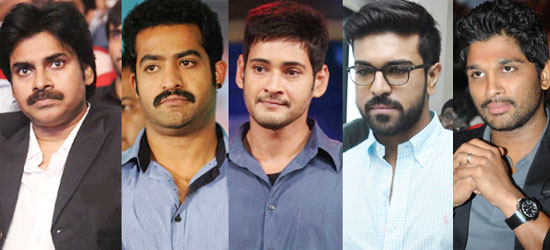 Talk-Star heroes in no mood to lower their remuneration
