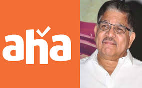 From films to AHA- Allu Aravind leading by example