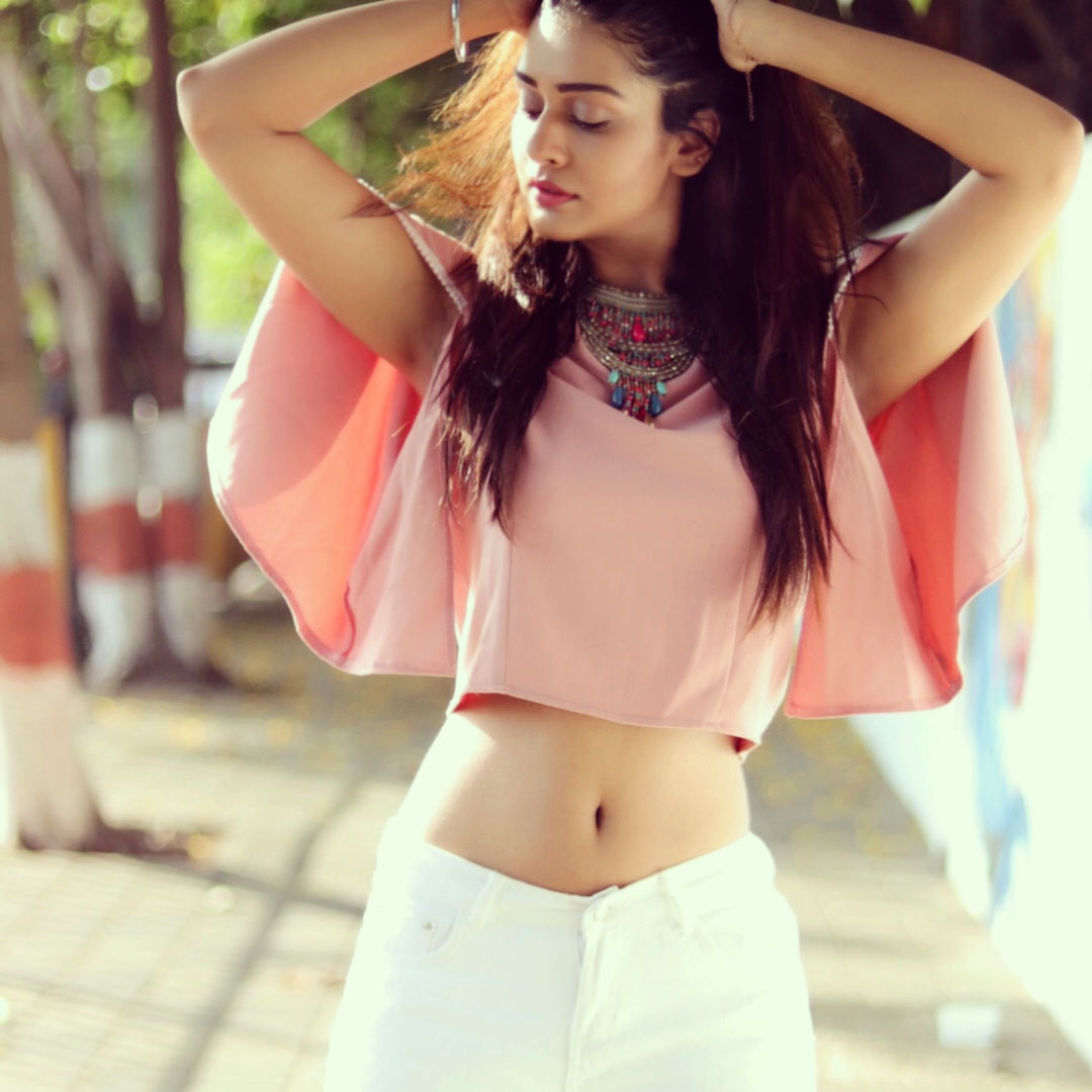 This is how Payal Rajput does bold scenes in her films