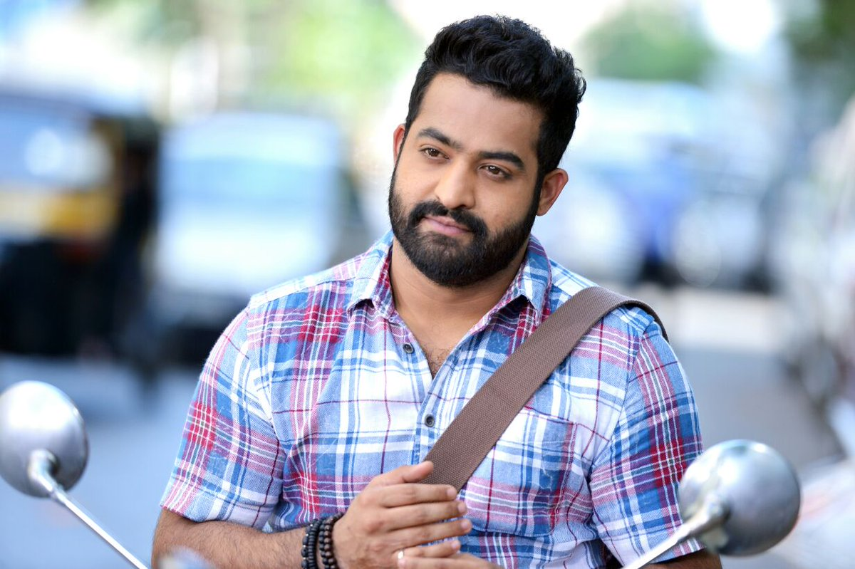 NTR To Test Luck with TV Audience of Two Languages