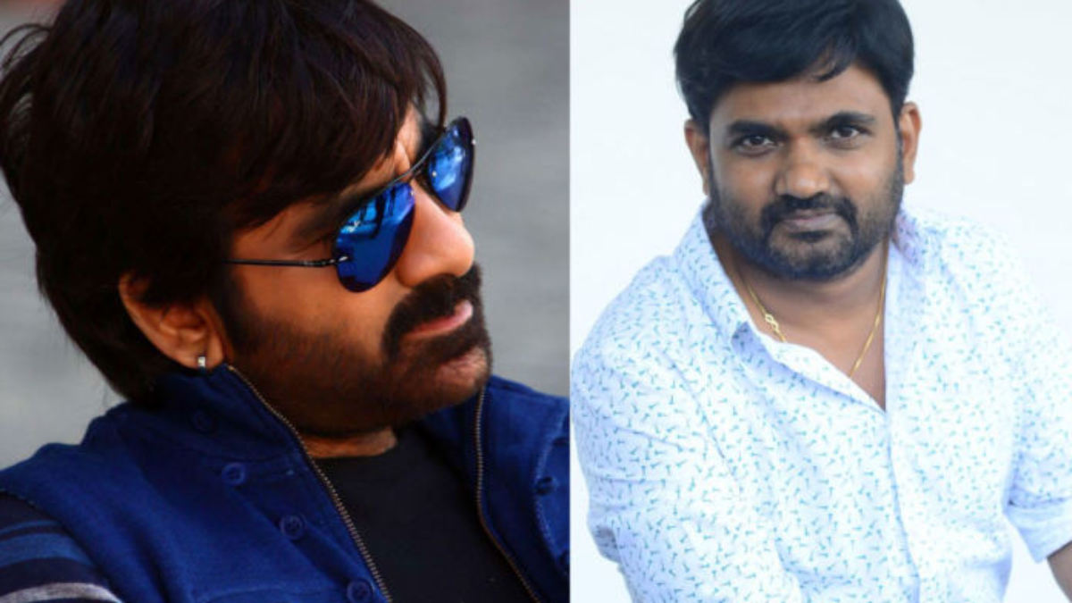 Ravi Teja-Maruthi project to happen soon?