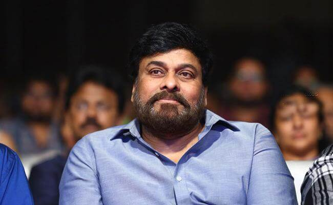 Slender Beauty To Comeback for Chiranjeevi?