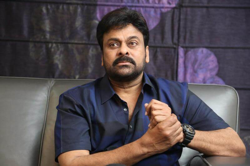 Chiranjeevi Working With Father and Son