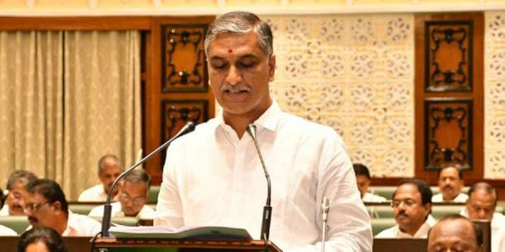Minister Harish Rao Tests Positive for Corona