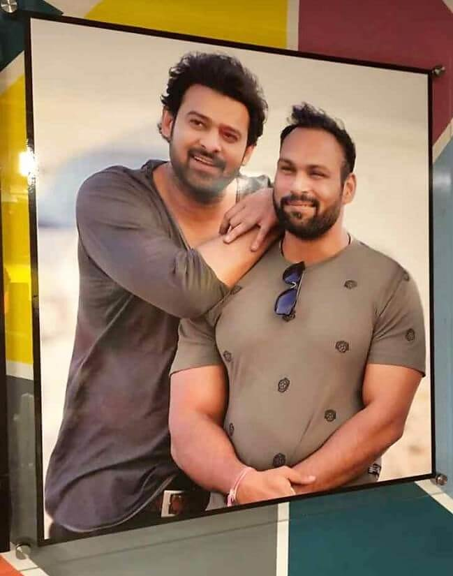 Prabhas' Costly Gift to His Gym Trainer
