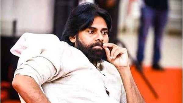 Pawan Kalyan's Surprise Visit to RRR Set