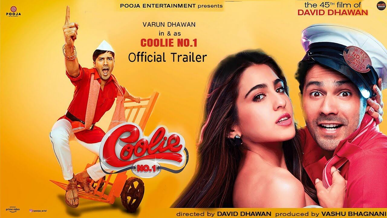 Coolie No 1 trailer being trolled viciously