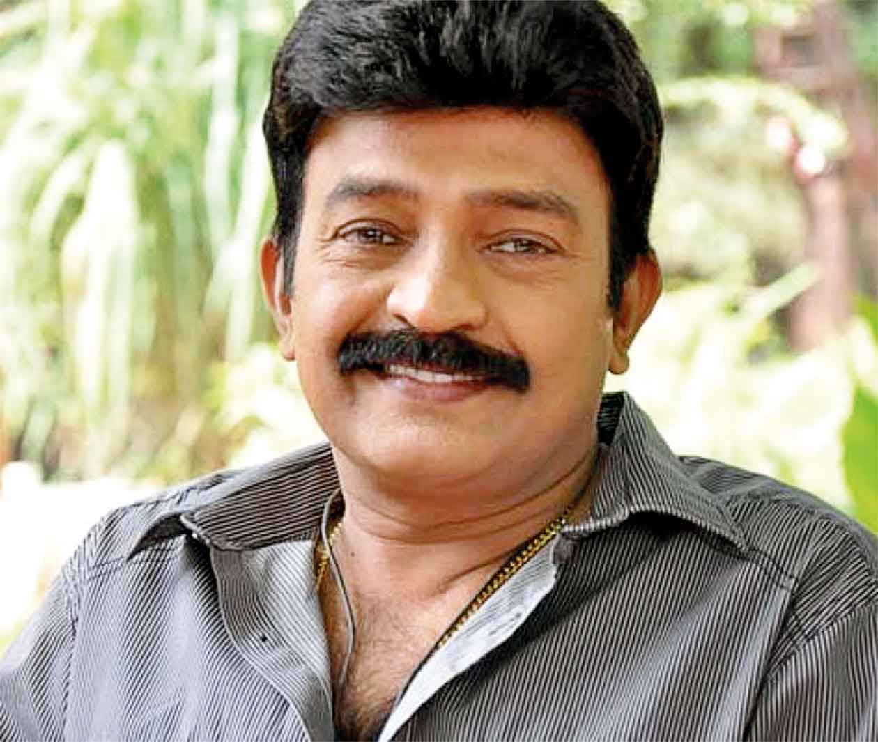 Rajasekhar Not To Face Camera For A Few Months
