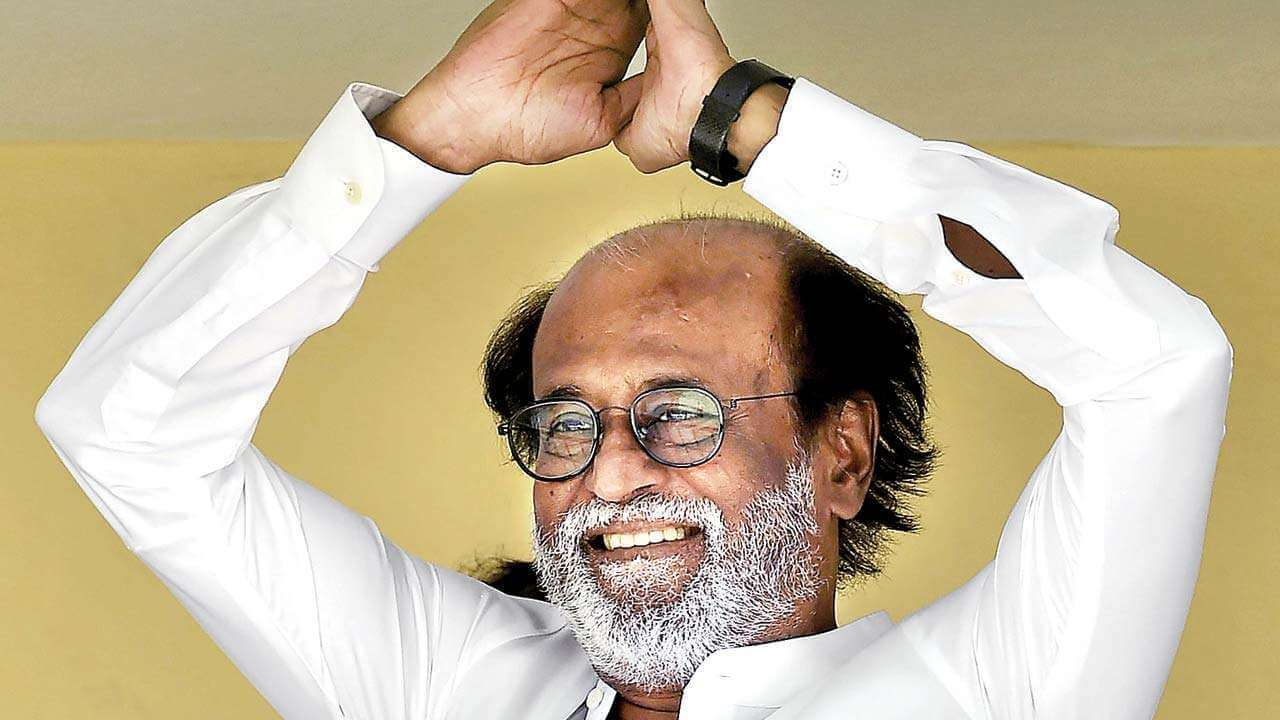 Rajinikanth Breaks Silence About Political Future