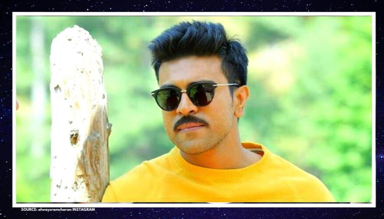 Ram Charan To Shoot for Acharya From Then..
