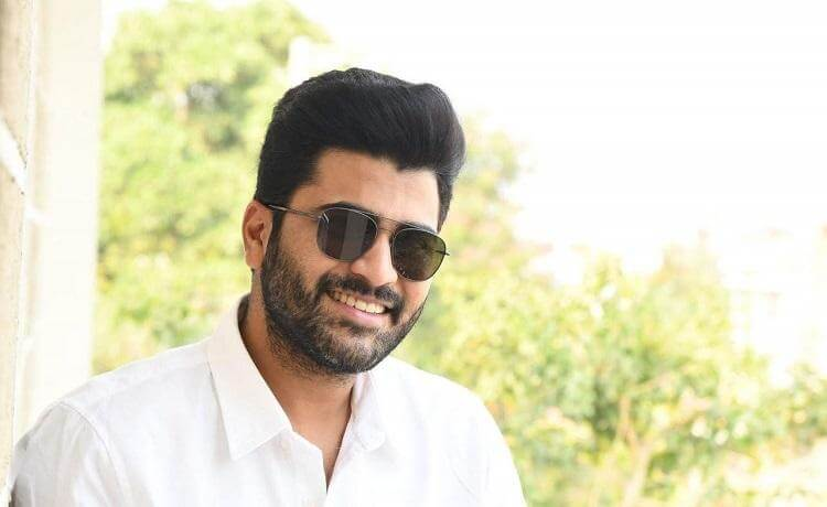 Sharwanand To Have Two Films Ready to Release Next Year