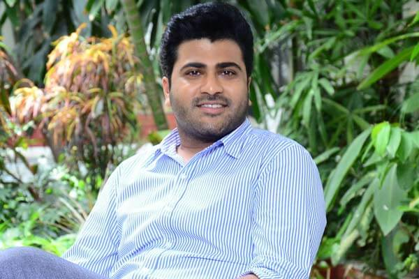 Time travel concept in Sharwanand's next?