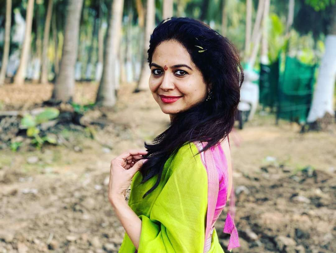 Sunitha Makes It Official About Marriage