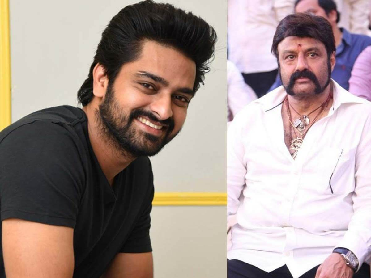 Balayya To Team Up With A Young Hero?