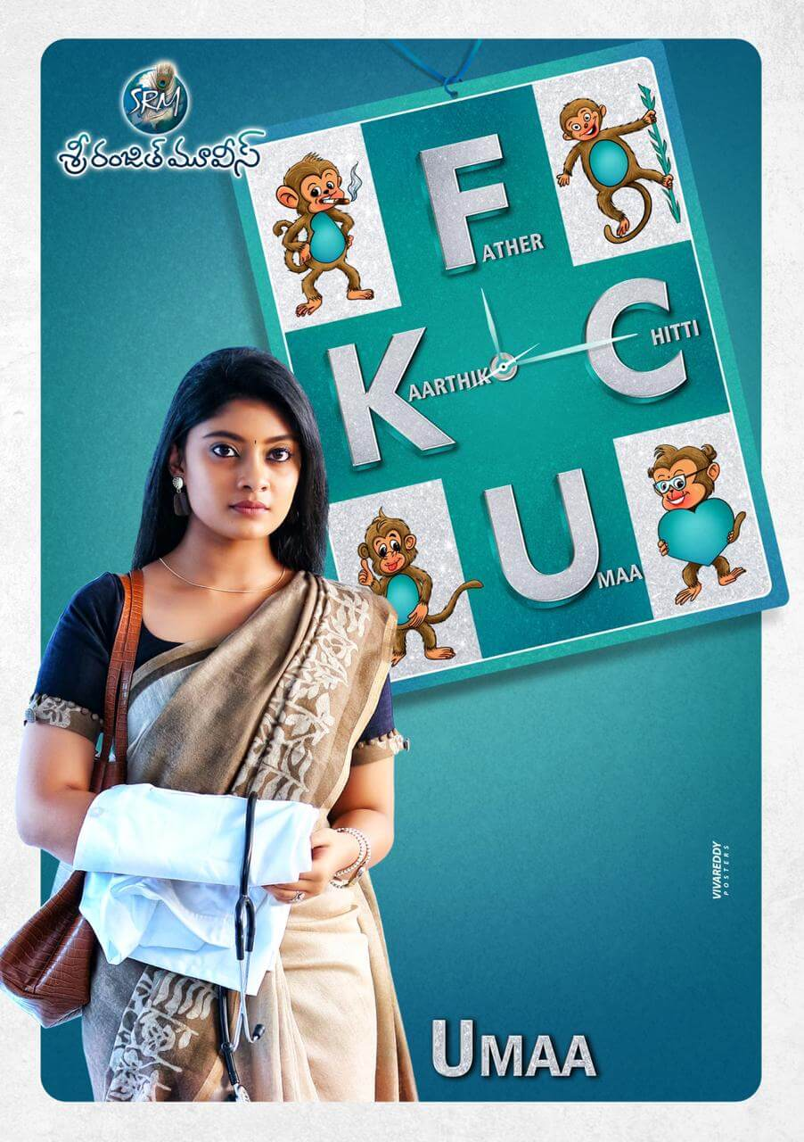 Noted Tamil actress to debut in Telugu with FCUK