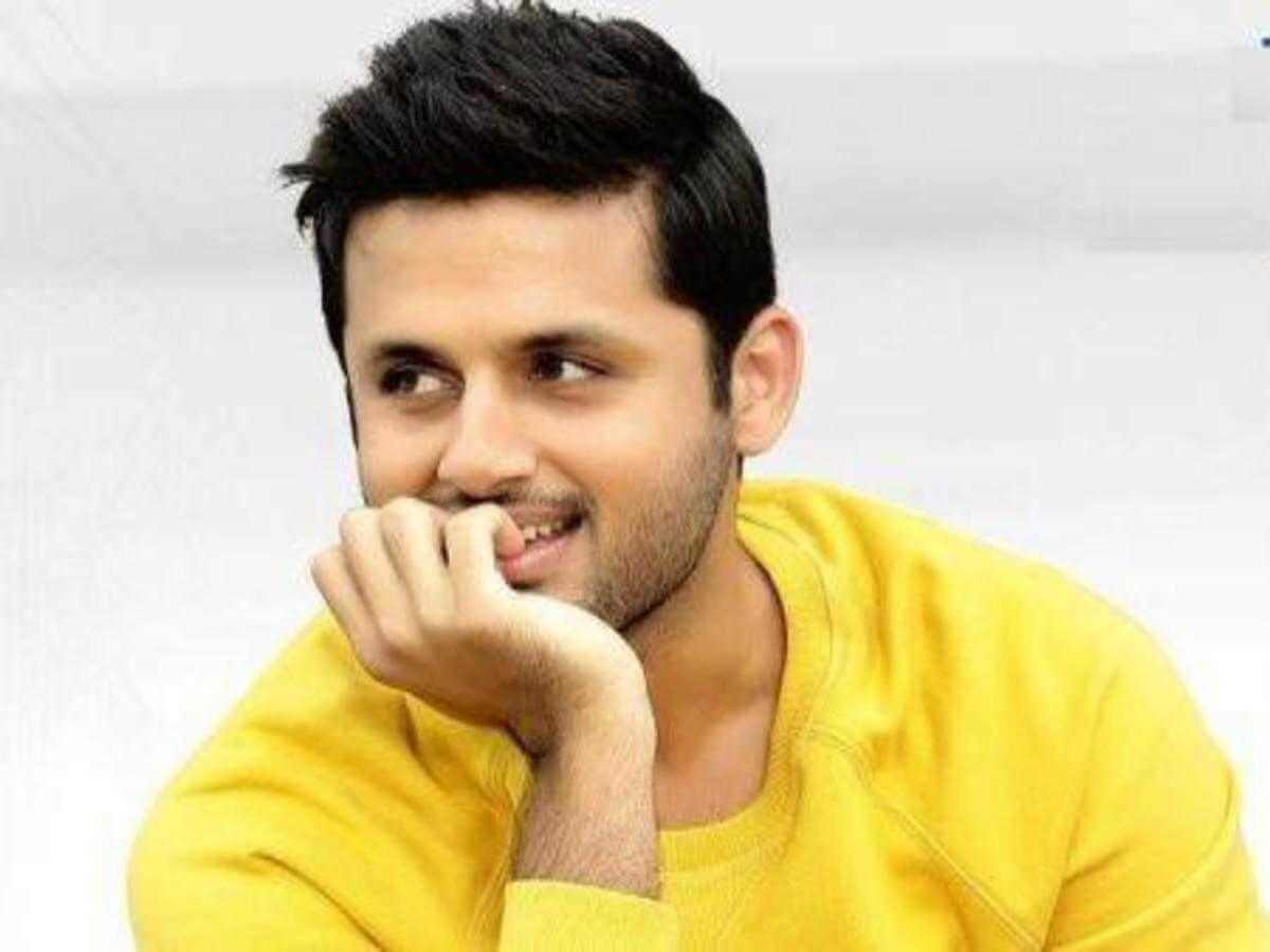 Busy Busy Sunday for Nithin