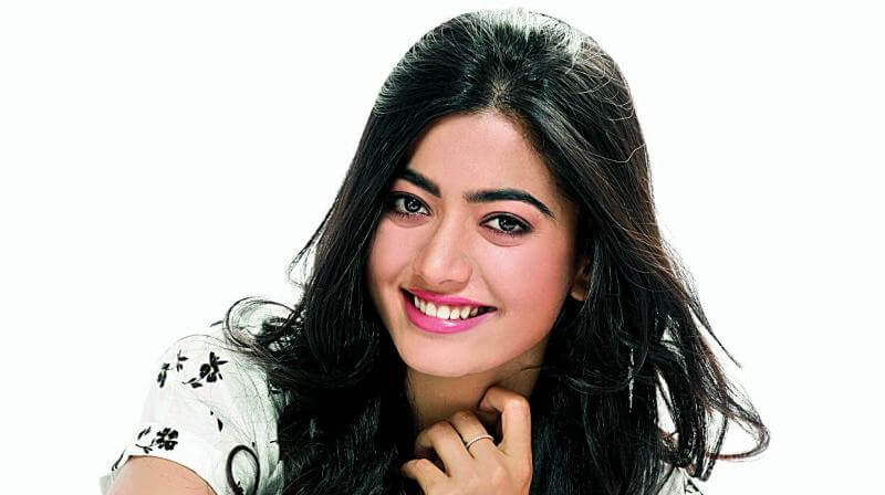 Rashmika approached by a Pani-India star with a crazy offer