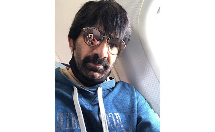 This is why Ravi Teja is not signing any new films?