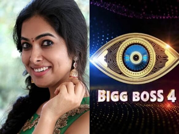 Thanks to Bigg Boss 4 - Divi bags a Chiru film