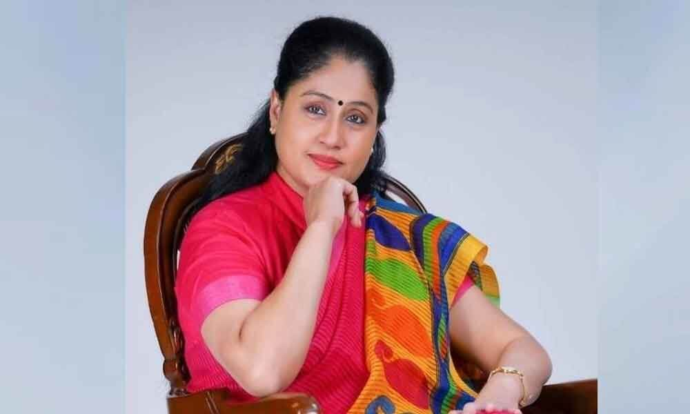 Vijayashanthi Clarifies About Doing Films in Future