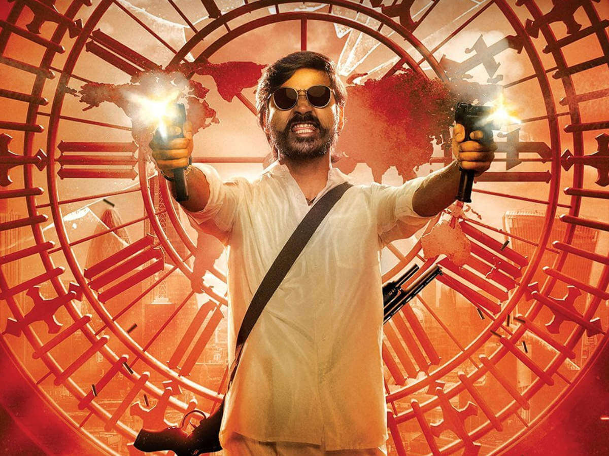 Dhanush Lines Up His Film for February