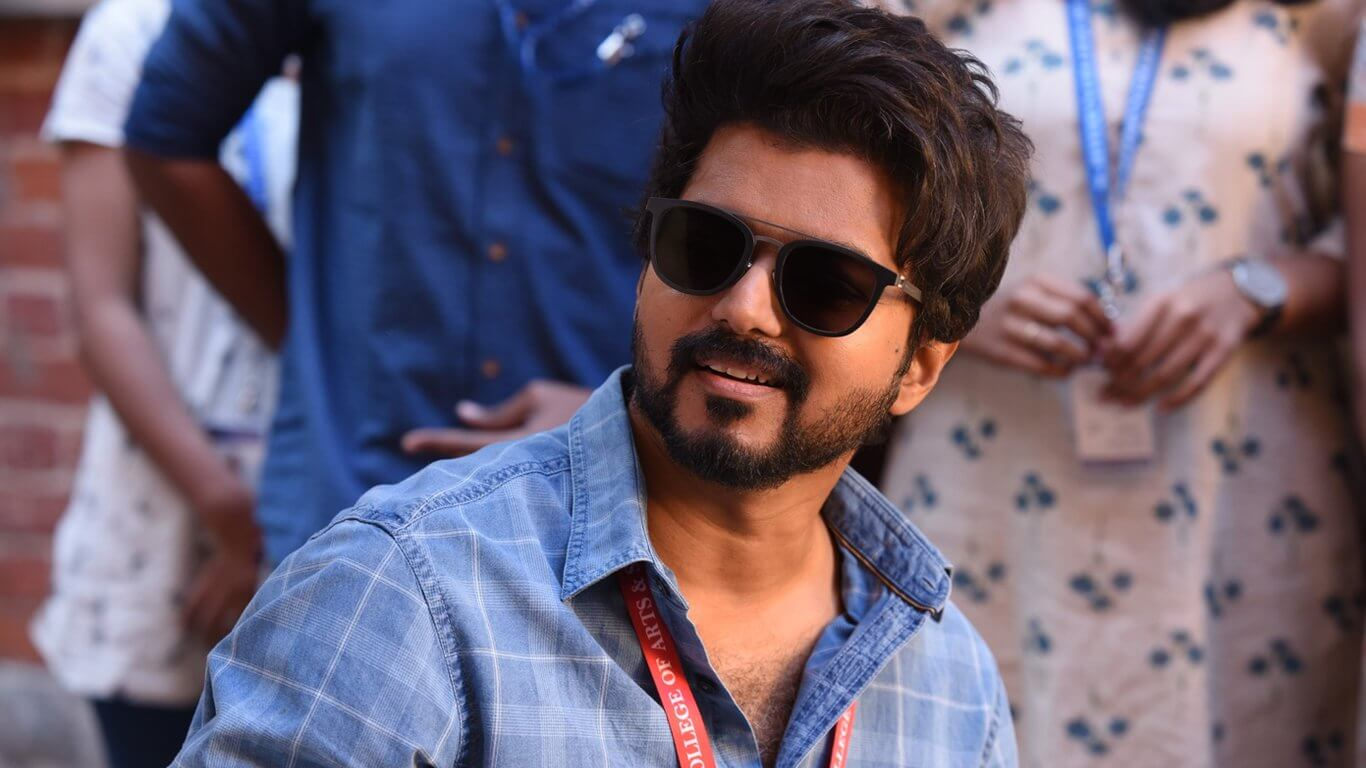 Special show permissions given to Vijay's Master
