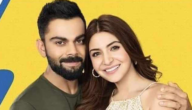 Virat Kohli and Anushka Blessed With A Baby Girl