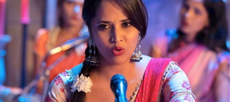 Anasuya looks super sensuous in her new special song