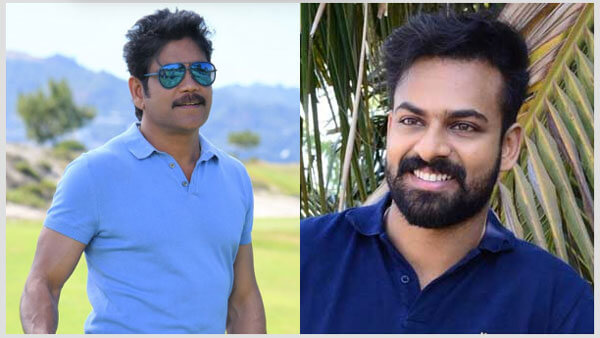 Nagarjuna to make a film for Vaishnav Tej?