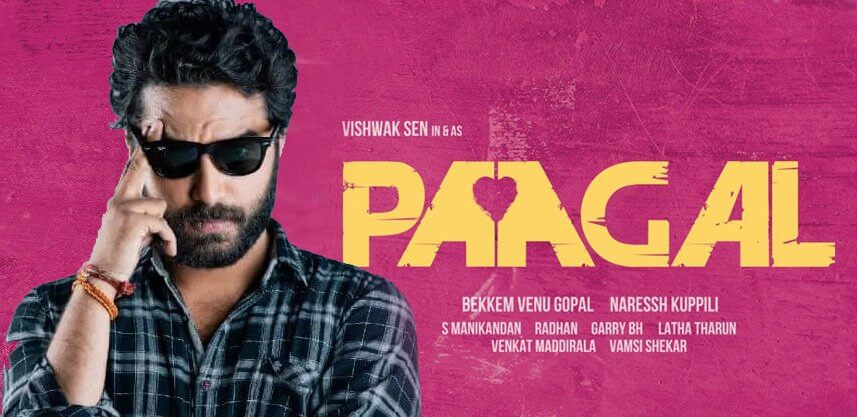 Paagal Nears Completion