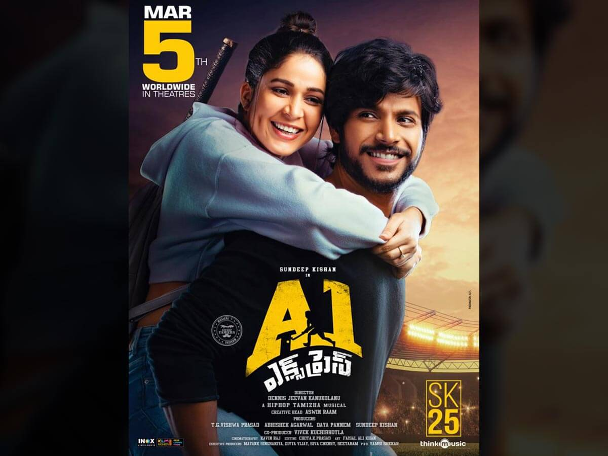 A1 Express will be a pakka hit- Sundeep Kishan