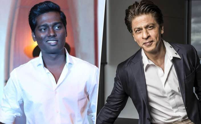 Shahrukh Khan to play dual roles in Atlee film