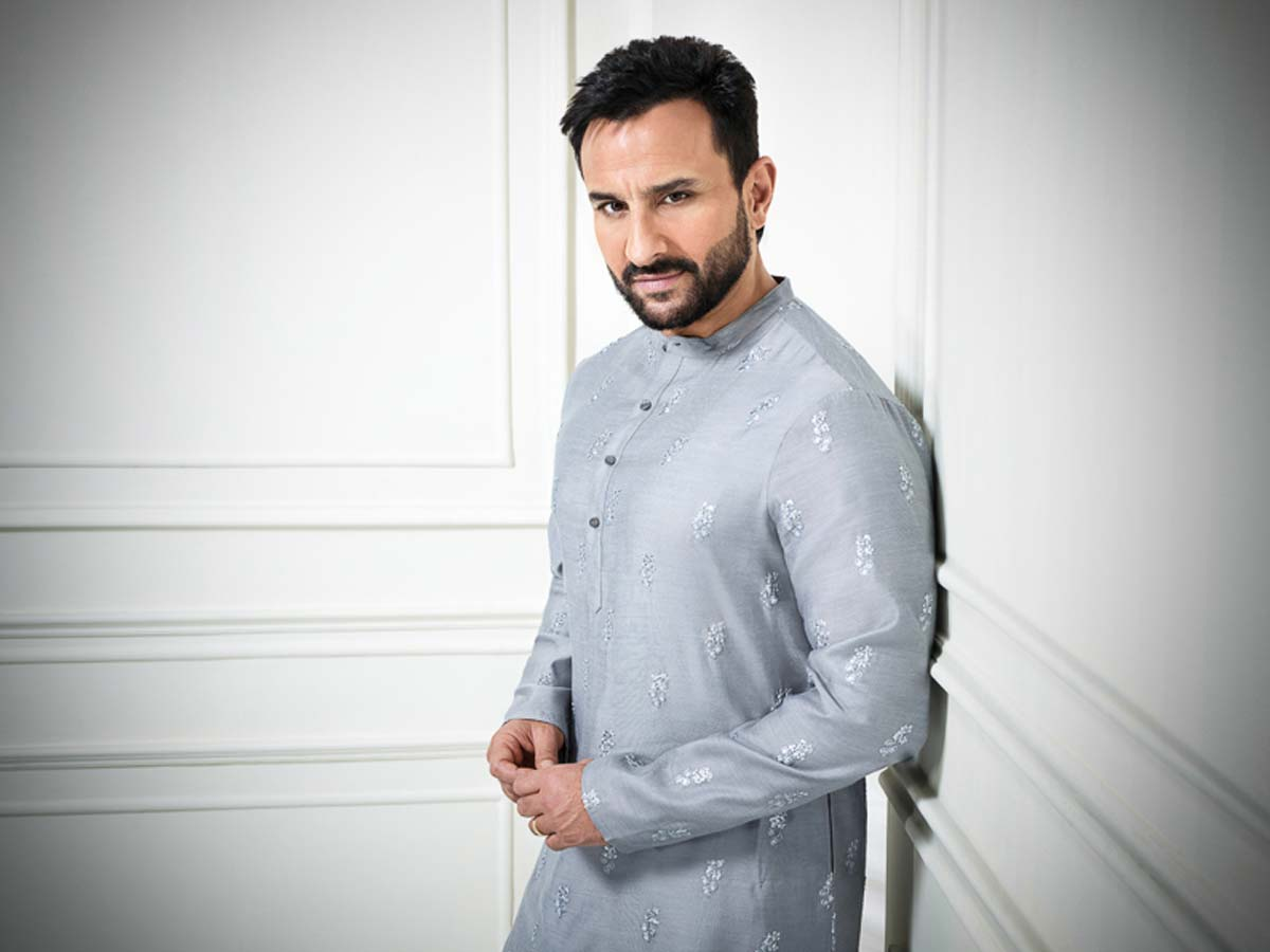 Talk - Saif Ali Khan in NTR-Trivikram film?