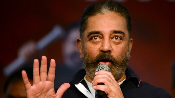 Actors in Kamal Haasan's family campaigning aggressively