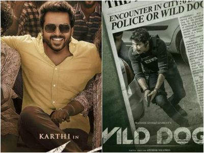 Box office- Wild Dog, Sultan struggling to find an audience