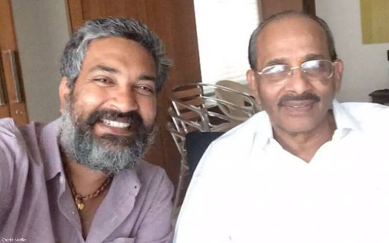 COVID Scare Once Again to Rajamouli's Family
