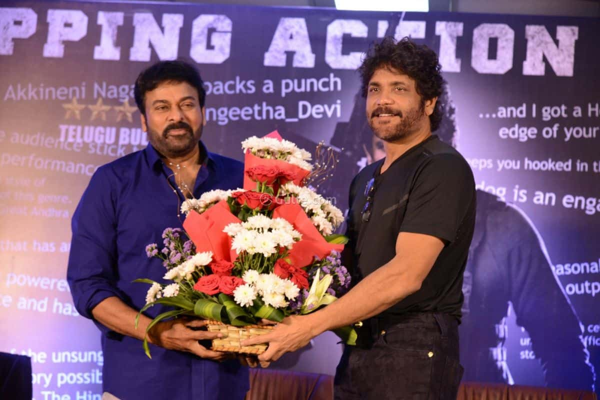 Chiranjeevi's Promotional Push Came Too Late for Wild Dog?