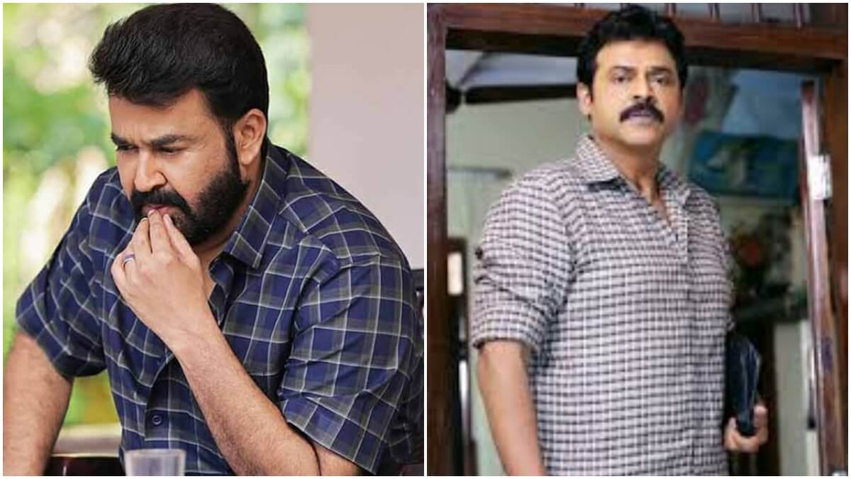 Drushyam 2 is 50% Complete