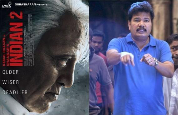Shankar To Compromise with Indian 2 Makers