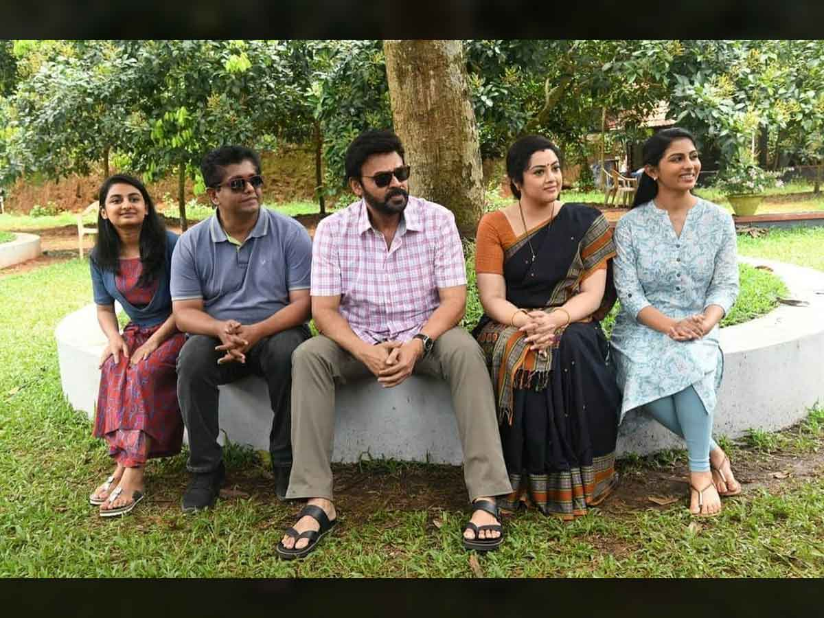 Drushyam 2 Completes Entire Shoot in 47 Days Flat