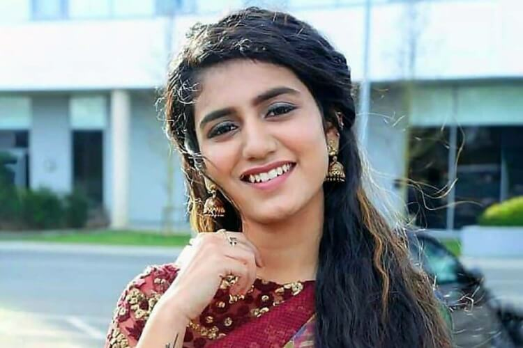 Wink Girl Trying to Make A Career in Tollywood
