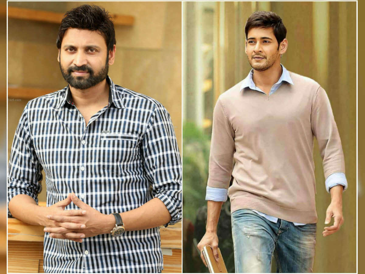 Sumanth in talks for Mahesh Babu's next?