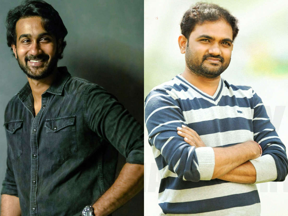 Maruthi Shooting For His OTT Debut?