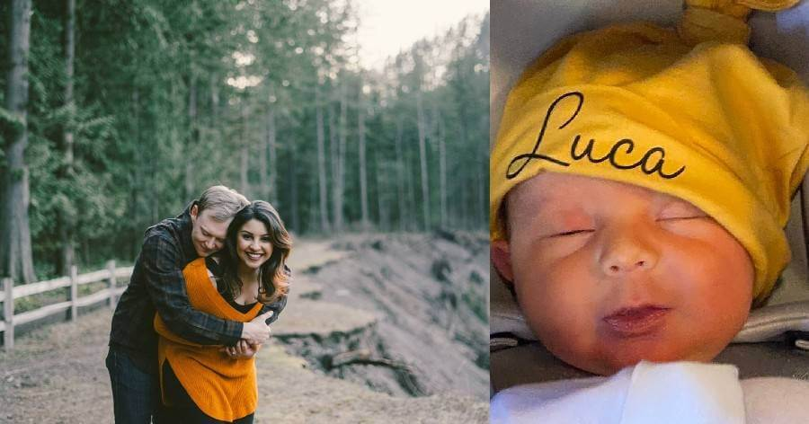 Prabhas heroine-Richa blessed with a baby boy