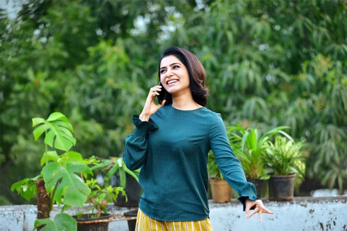 Samantha Signs Another OTT Project?