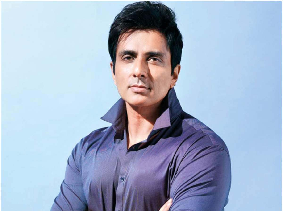 Sonu Sood Starts Free Education for Students Who Lost Their Parents